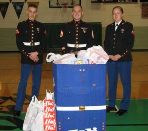 Marines Toys for Tots 2
